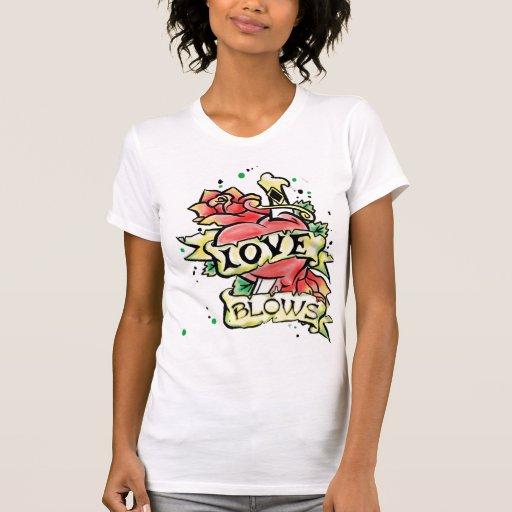 ¡Soplos del amor! Camiseta