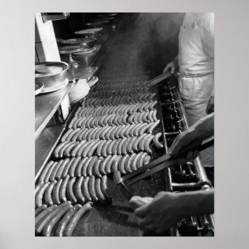 Soporte 1826581 del perrito caliente de Coney Isla Impresiones