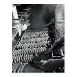 Soporte 1826581 del perrito caliente de Coney Isla Tarjetas Postales