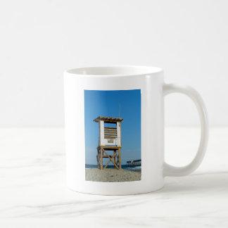 Soporte 5 del salvavidas de la playa de taza clásica