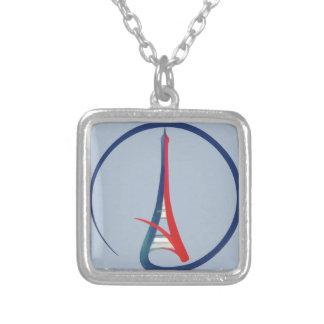 Soporte con París Colgante Cuadrado