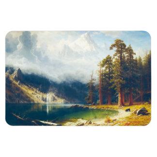 Soporte Corcoran de Albert Bierstadt 1876-77 Imanes