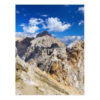 Soporte de Dolomiti - de Costabella Postal