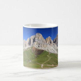 Soporte de Dolomiti - de Sassolungo Taza