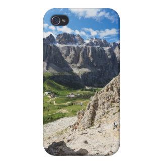 Soporte de Dolomiti - de Sella iPhone 4/4S Carcasas