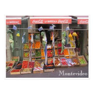 soporte de fruta Montevideo Postal