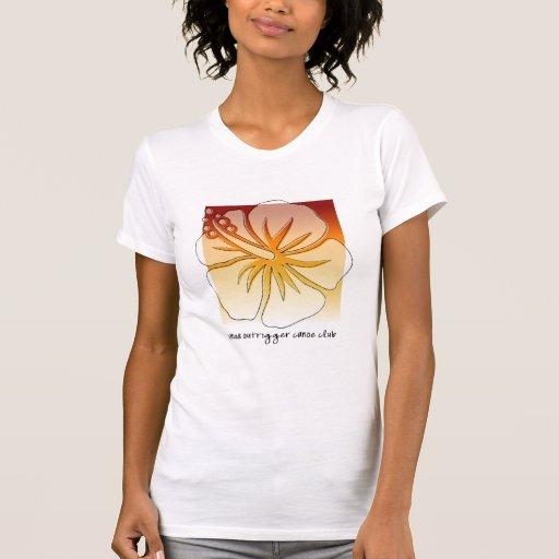 Soporte de Imua - hibisco Camiseta