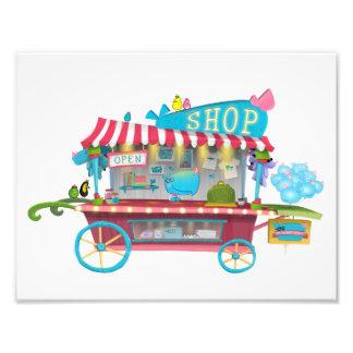 Soporte de la tienda del Whiny del Whiny Fotografias