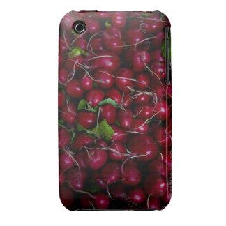 soporte del mercado de los granjeros con la divers iPhone 3 cárcasa