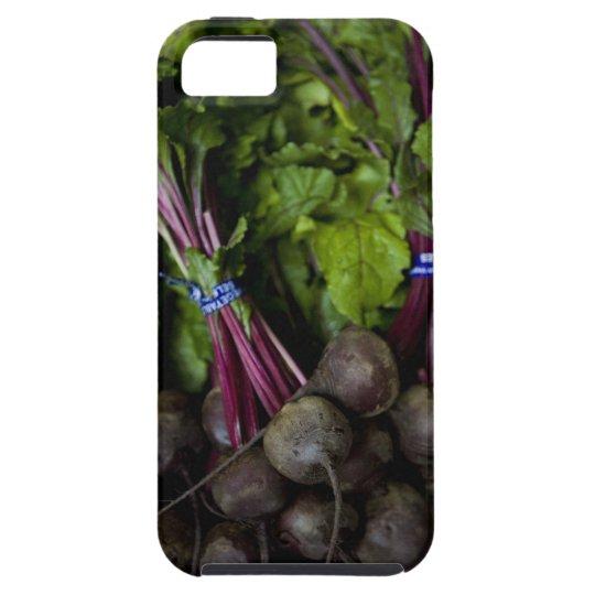 soporte del mercado de los granjeros con la funda para iPhone SE/5/5s