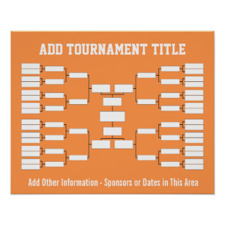 Soporte del torneo de los deportes posters