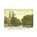 Soporte Dora, FL - 1907 Postales