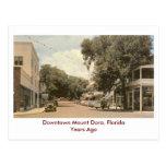 Soporte Dora, la Florida hace años Tarjeta Postal