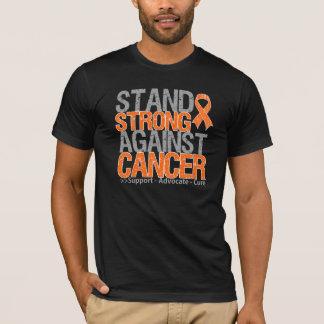 Soporte fuerte contra cáncer de la leucemia playera