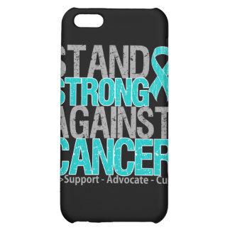 Soporte fuerte contra cáncer ovárico