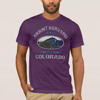 Soporte Harvard, Colorado Playera