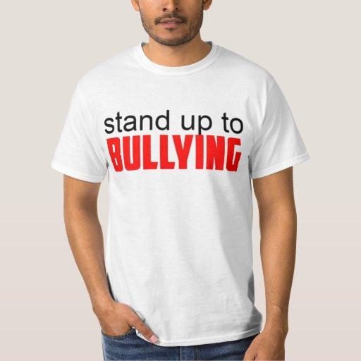 Soporte hasta tiranizar camisas