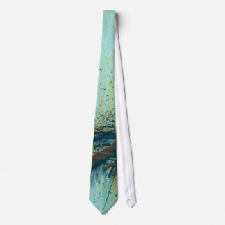 Soporte hawaiano en tormenta corbata
