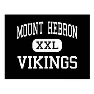 Soporte Hebrón - Vikingos - altos - ciudad de Postal