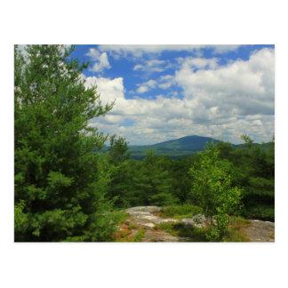 Soporte Monadnock de poca montaña de Monadnock Tarjetas Postales