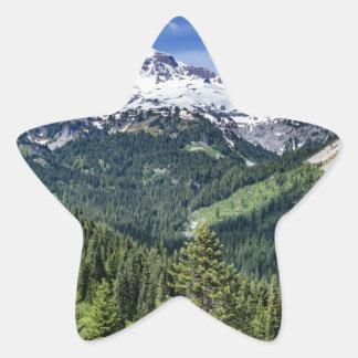 Soporte Rainer Pegatina En Forma De Estrella