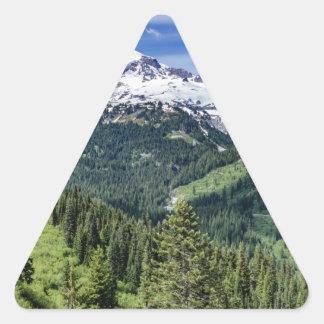 Soporte Rainer Pegatina Triangular