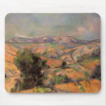 Soporte Sainte-Victoire de Paul Cezanne- de Gardan Alfombrilla De Ratón