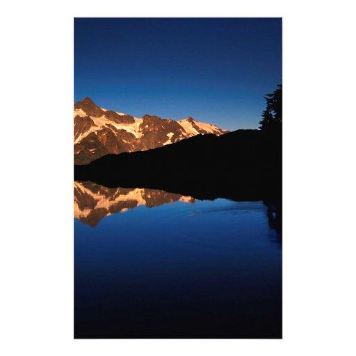 Soporte Shuksan.jpg de las reflexiones de la puest Papelería Personalizada
