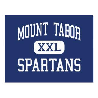 Soporte Tabor - Spartans - altos - Winston Salem Postal
