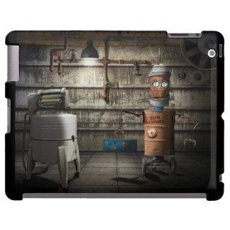 Soporte técnico del estilo de Steampunk Funda Para iPad