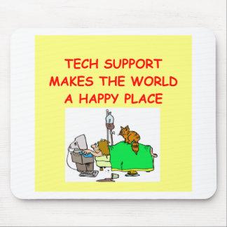 soporte técnico tapetes de raton
