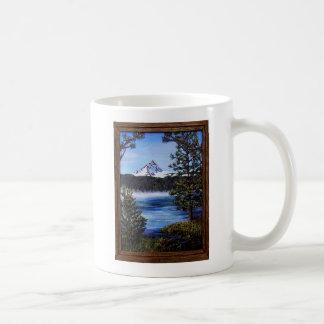 Soporte Washington del lago grande Taza