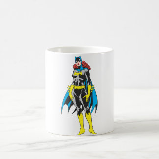 Soportes de Batgirl Taza