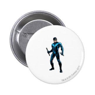 Soportes de Nightwing Pins