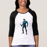 Soportes de Nightwing Camisetas