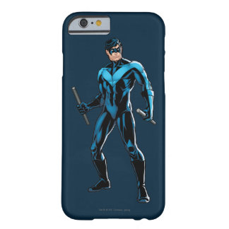 Soportes de Nightwing Funda De iPhone 6 Barely There