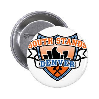 Soportes del sur Denver Fancast Pins