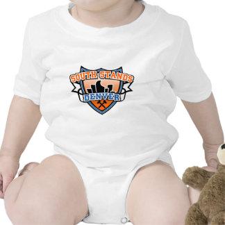 Soportes del sur Denver Fancast Trajes De Bebé