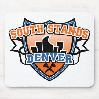 Soportes del sur Denver Fancast Alfombrilla De Ratón