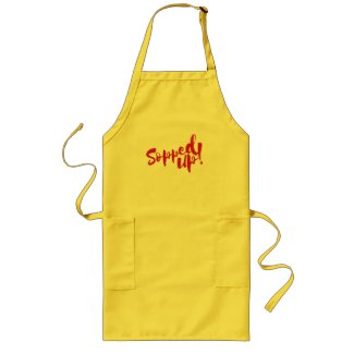 Soppped Up Aprons