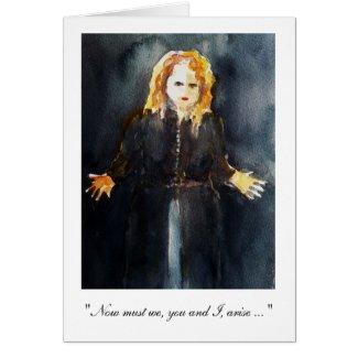 Soprano Christine Goerke sings 'Elektra' card