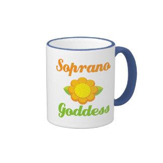 Soprano Goddess Mug