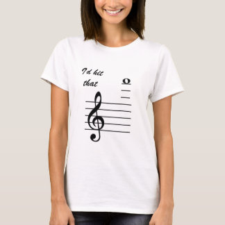 Soprano, I'd hit that T-Shirt