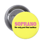 Soprano the Only Part Which Matters Button