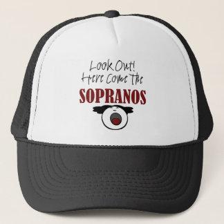 Soprano Trucker Hat