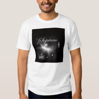 Sopranos sing to the heavens T - Customized T Shirt