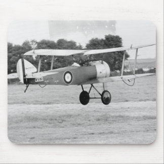 Sopwith Aircraft Taking Off Mouse Pad