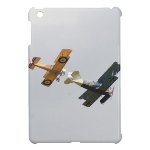 Sopwith Camel and Fokker D.VII Models Case For The iPad Mini
