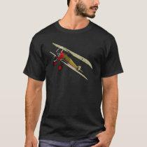 Sopwith Camel and Pilot T-Shirt