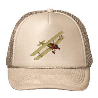 Sopwith Camel Biplane Trucker Hat